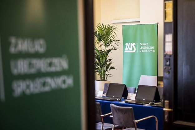 ZUS ostrzega przed fałszywymi mailami. Zakład nie wysyła poczty elektronicznej. Fot. Jacek Domiński /Reporter