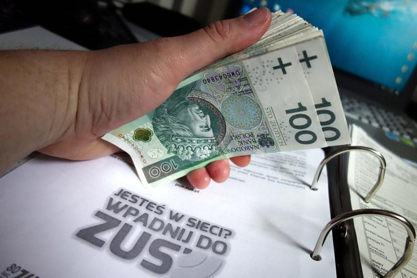 ZUS: są już nowe wnioski o pomoc. /Piotr Kamionka /Reporter