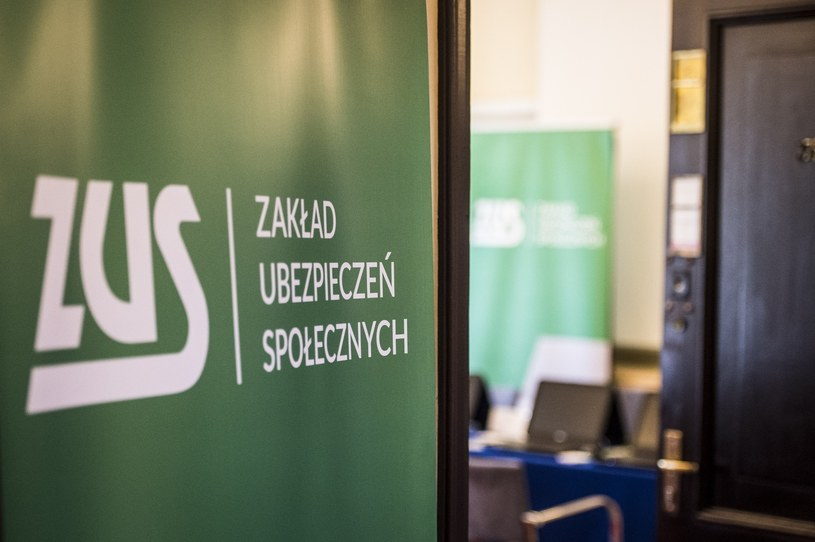 ZUS, zdjęcie ilustracyjne /Jacek Domiński /Reporter