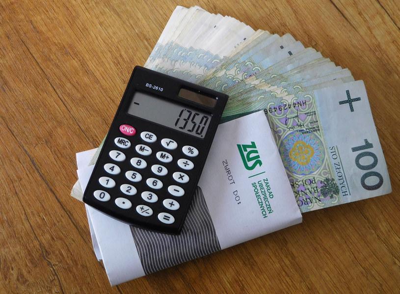 ZUS: Zwolnienie ze składek nie dla wszystkich przedsiębiorców. /Mariusz Grzelak /Reporter