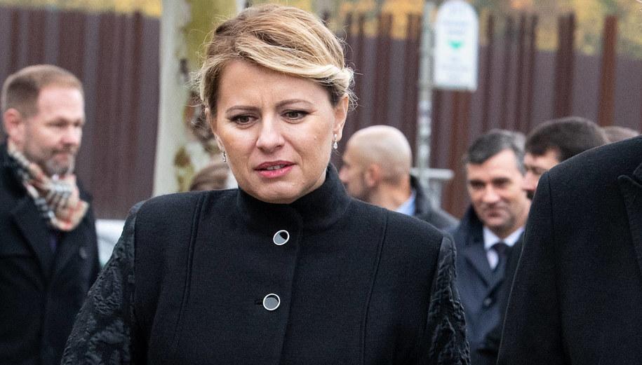 Zuzana Czaputowa /BERND VON JUTRCZENKA /PAP/EPA