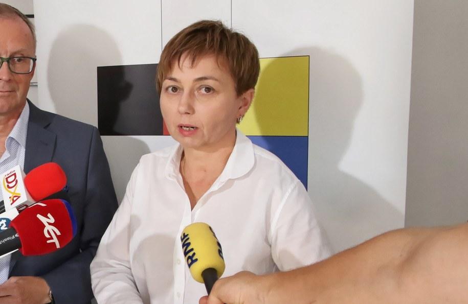 Zuzanna Donath-Kasiura /Krzysztof Świderski /PAP