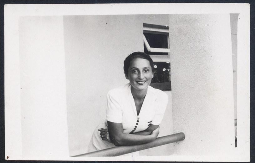 Zuzanna Ginczanka, fotografia ze zbiorów Muzeum Literatury w Warszawie /materiały prasowe