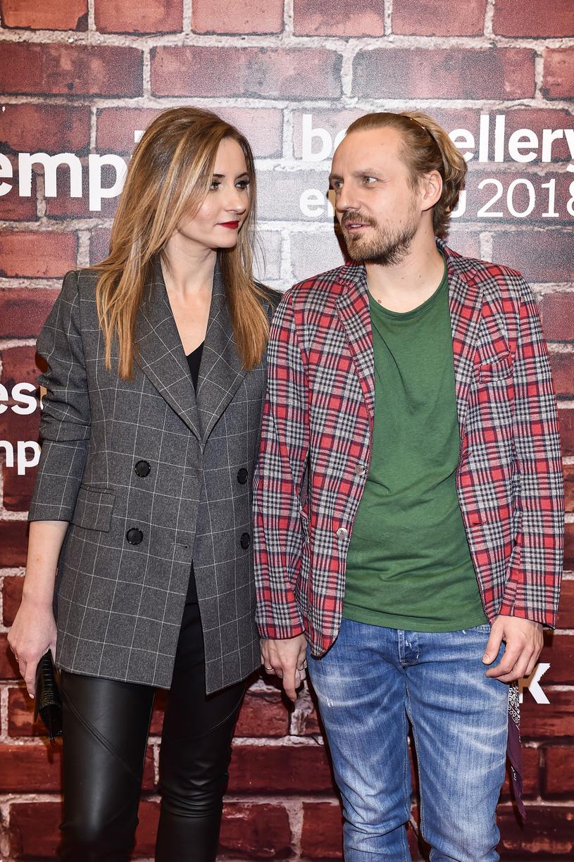 Zuzanna Grabowska, Paweł Domagała /Kurnikowski /AKPA
