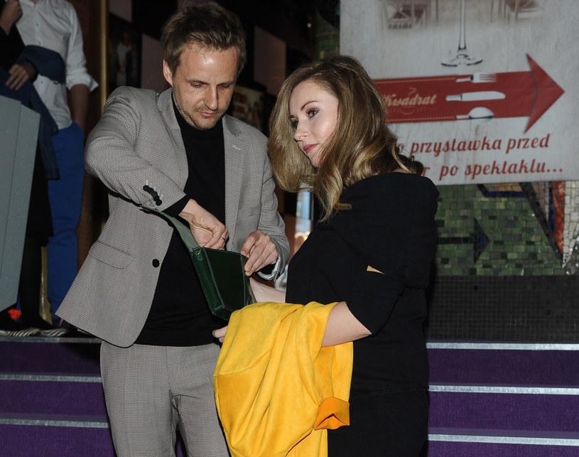 Zuzanna Grabowska, Paweł Domagała /Piotr Andrzejczak /MWMedia