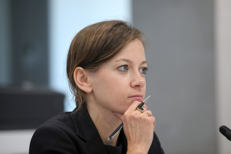 Zuzanna Rudzińska-Bluszcz /Wojciech Olkuśnik /PAP