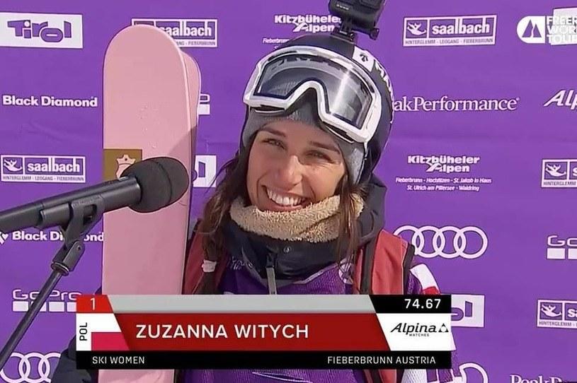 """Zuzanna """"Zuza"""" Witych /Facebook / Zuzanna """"Zuza"""" Witych /materiał zewnętrzny"""