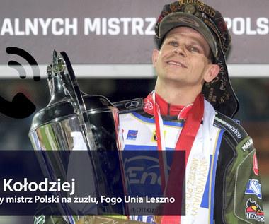 Żużel. Janusz Kołodziej dla Interii: Co mam teraz powiedzieć mechanikom i tunerom? Wideo