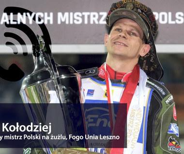 Żużel. Janusz Kołodziej dla Interii: Sezon bez kibiców może się nie udać.