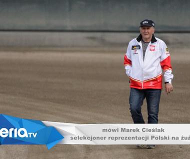 Żużel. Marek Cieślak dla Interii: Liga bez kibiców mija się z celem. Wideo
