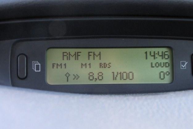 Zużycie paliwa w przypadku silnika 1,8 16V łatwo zaakceptować /INTERIA.PL