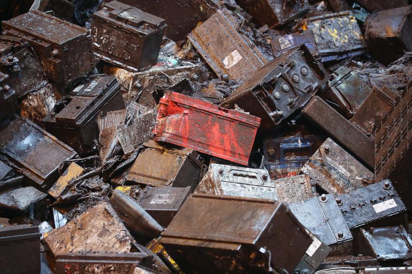 Zużyte akumulatory trzeba zutylizować... /Getty Images