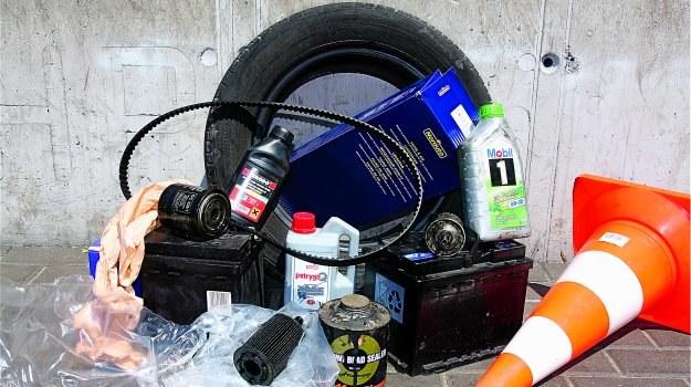 Zużyte elementy można np. oddać do warsztatu lub firmy zajmującej się regeneracją. /Motor