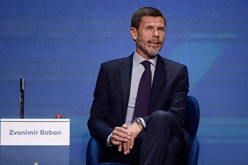 Zvonimir Boban wraca do Milanu /AFP