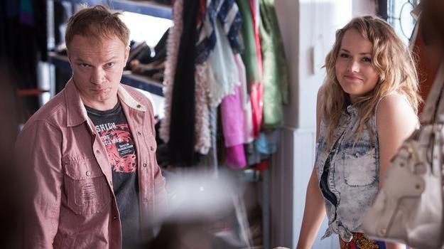 Związek Darka (Eryk Lubos) i Uli (Magdalena Lamparska) wciąż będzie niezwykle burzliwy /Agencja W. Impact