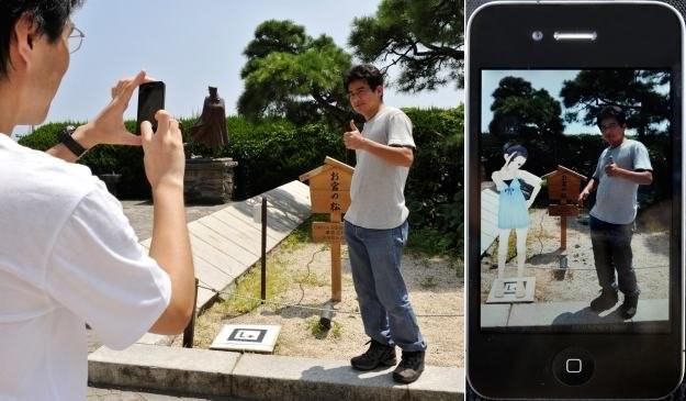 """""""Związki"""" z wirtualnymi dziewczynami rozsławił 27-letni Japończyk o nicku Sal 9000 /AFP"""