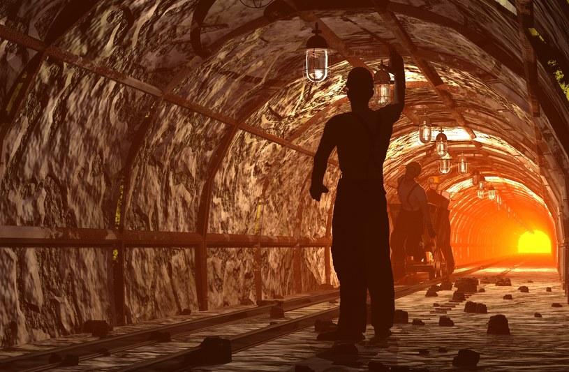 Związki zawodowe zablokowały kolejną próbę rządowej reformy górnictwa /123RF/PICSEL