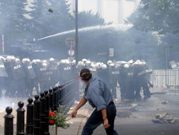 Związkowcy będą omawiać szczegóły zapowiadanego na wrzesień protestu, fot. Darek Redos /Reporter