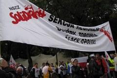 Związkowcy już przed Sejmem
