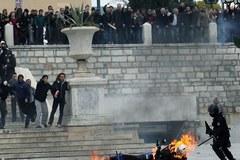Związkowcy sparaliżowali Grecję