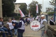 Związkowcy szykują się do manifestacji