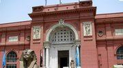Zwiedzamy Muzeum Egipskie w Kairze