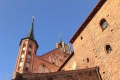 Zwiedzamy zakamarki archikatedry we Fromborku