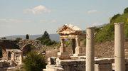 Zwiedzanie Efezu w Turcji