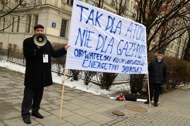Zwolennicy atomówki mają swoje racje... Fot. MARIUSZ GACZYSKI /Agencja SE/East News