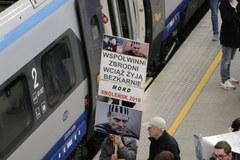 Zwolennicy i przeciwnicy Donalda Tuska w Warszawie