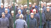 Zwolnieni pracownicy Huty Batory wracają do pracy, ale na gorszych warunkach