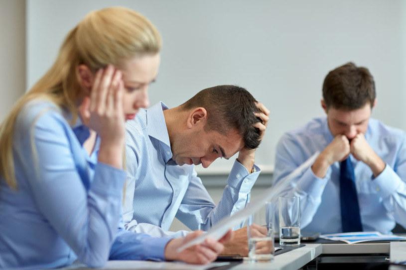 Zwolnienia grupowe w firmach są mozliwe /123RF/PICSEL
