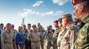 Zwrot w polityce Niemiec. Dostarczyli broń Kurdom w Iraku
