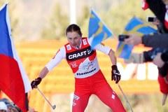 Zwycięski bieg Justyny Kowalczyk