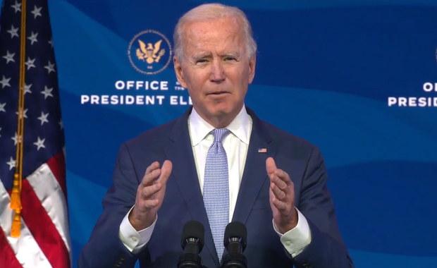 Zwycięstwo Joe Bidena w wyborach zatwierdzone przez Kongres USA
