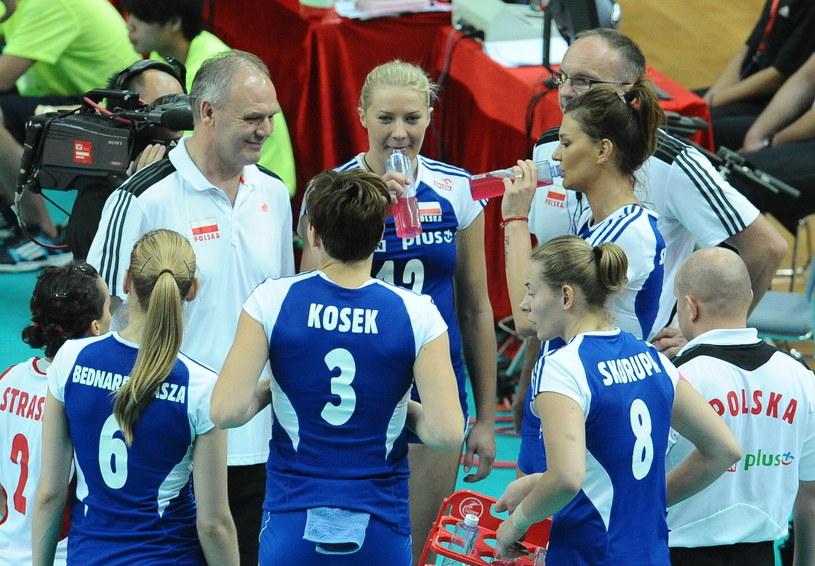 Zwycięstwo nad Dominikaną przybliżyło nasze siatkarki do turnieju finałowego WGP /- /www.fivb.org