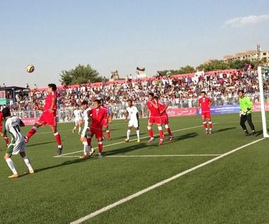 Zwycięstwo piłkarzy Afganistanu w pierwszym od 10 lat meczu w Kabulu