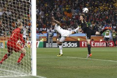 Zwycięstwo reprezentacji Niemiec w meczu z Ghaną 1:0