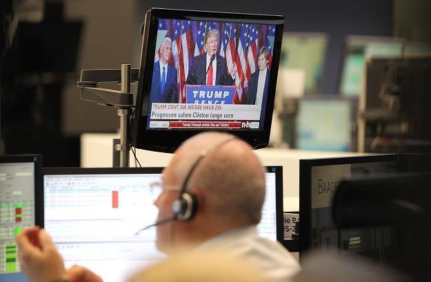 Zwycięstwo Trumpa silnie wpłynęło na globalne rynki towarowe /AFP