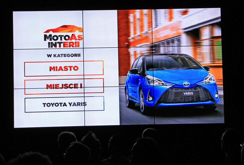 Zwycięzca kategorii Miasto - Toyota Yaris /INTERIA.PL