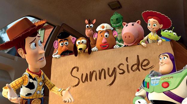 """Zwycięzca konkursu będzie miał możliwość usłyszenia swojego glosu w """"Toy Story 3"""" /materiały dystrybutora"""