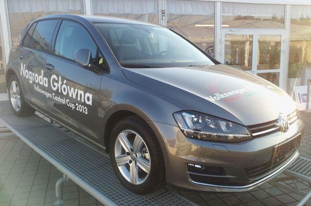 Zwycięzca pucharu otrzyma nowego Volkswagena Golfa 7 oraz czek na 30.000 euro /