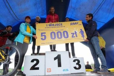 Zwycięzcy Biegu o Puchar RMF FM: Prawdziwi biegacze nie piją miodu, a... żują pszczoły