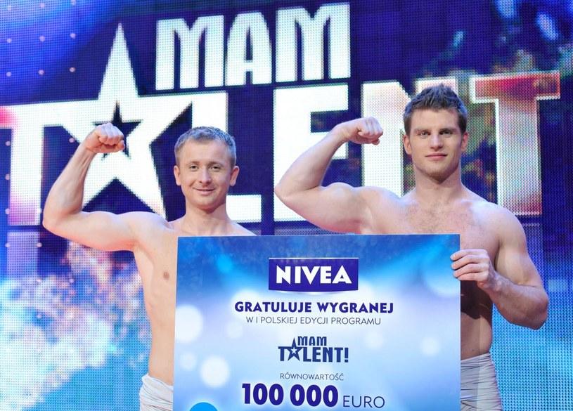 """Zwycięzcy pierwszej edycji """"Mam Talent"""" /AIM /AIM"""