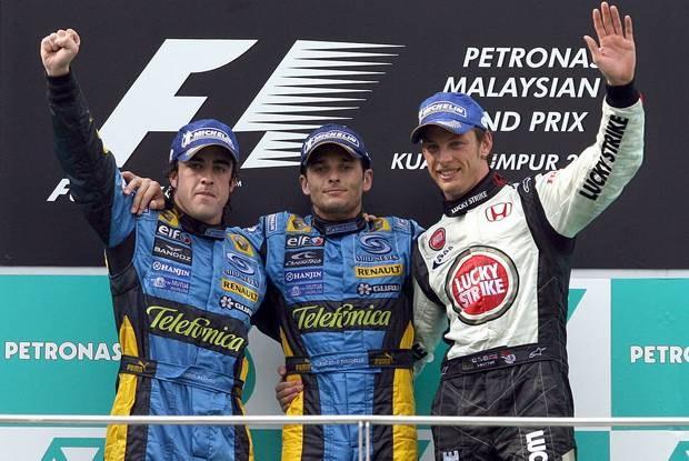 Zwycięzcy wyścigu / Kliknij /AFP