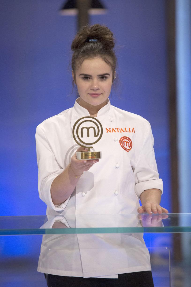 """Zwyciężczyni pierwszej edycji programu """"Masterchef Junior"""" pojawiła się na planie programu również w tym roku /Łepecki Michał /AKPA"""