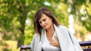 Zwykle niegroźne dolegliwości, które udają choroby serca