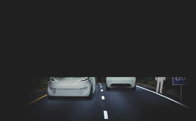 Zwykłe światła, powszechnie spotykane w samochodach /