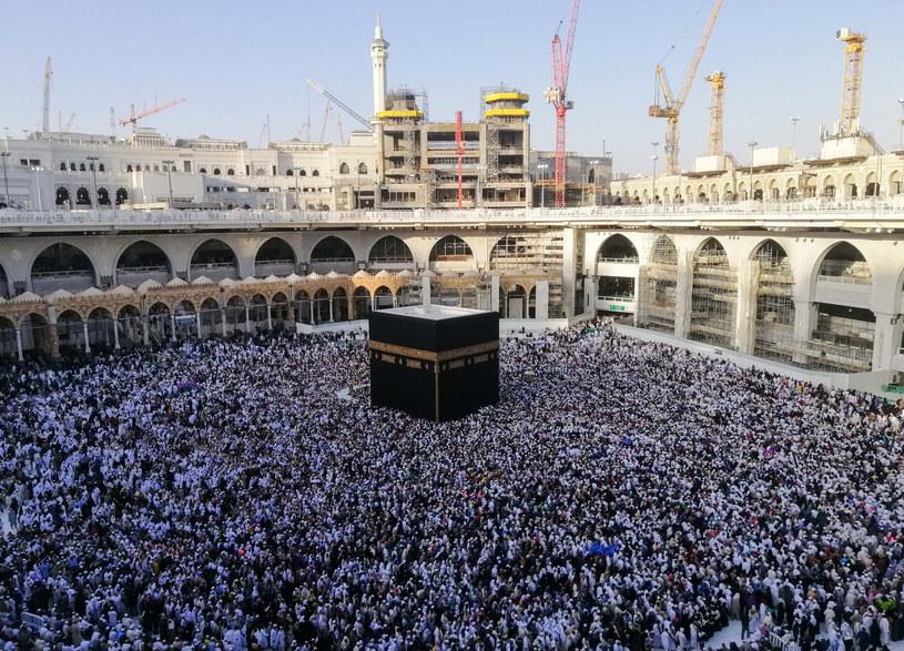 Zwykle w al-Kaba modlą się tłumy /APAImages/Polaris /East News