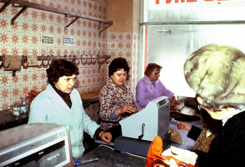 Zwykli Polacy żyli dość biednie /Agencja FORUM